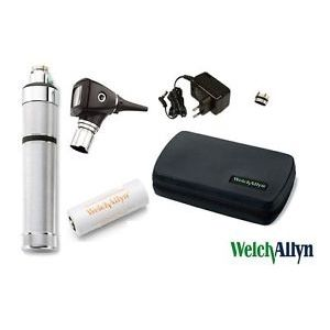 Welch Allyn 3.5V Diagnostic Otoscope with Ni-Cd Rechargeable battery handle