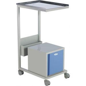 Premium Bedside Locker Trolley Model - Cw 15
