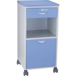 Premium Bedside Locker With Membrane Top - Cw 16A
