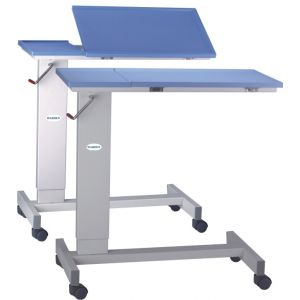 PREMIUM FOOD TROLLEY  HEIGHT ADJUSTABLE BY GEAR MECHANISM CW 27A