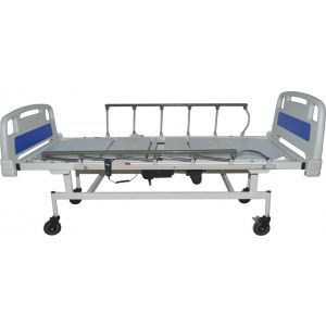 Premium Fowler Bed Motorised On Trolley  With Ss Bows- Cw 88