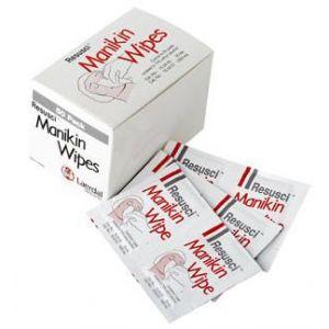Manikin Wipes (Pack of 50)