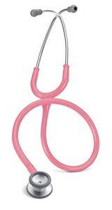 Littmann Classic II Pediatric Stethoscope, Pearl Pink Tube 2115