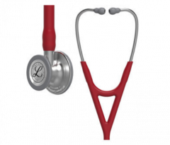 3M™Littmann® Cardiology IV™ Stethoscope Burgundy 6153