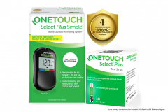 OneTouch Select Plus Simple® Meter