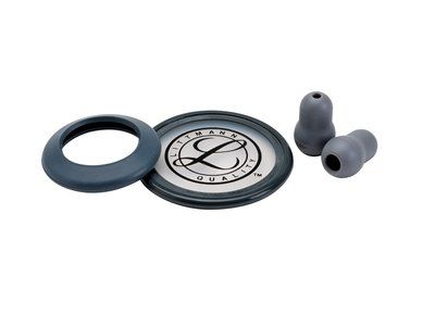 3M Littmann Spare Parts Kit - Classic II S.E. Stethoscopes - Grey 40006