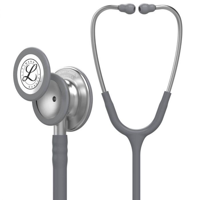 Littmann Stethoscope Classic III: Gray 5621