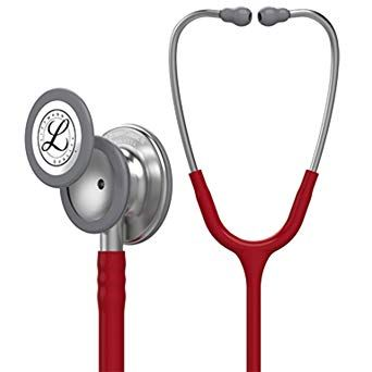 Littmann Stethoscope Classic III: Burgundy 5627