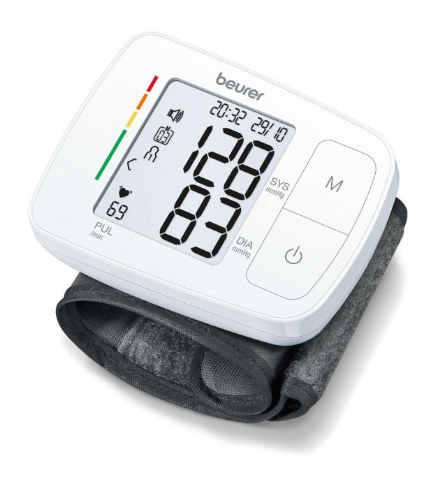 Beurer Wrist Blood Pressure Monitor with Voice input BC-21