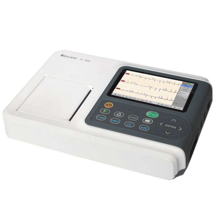 Biocare iE 300 ECG Machine (FDA Approved)