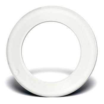 Convatec 404007 SUR-FIT Natura® Two-Piece Disposable Convex Inserts, 22mm, Box of  5