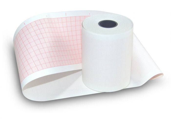 Thermal Paper 48.5mm x 20m for BPL 6108T,Pack of 4