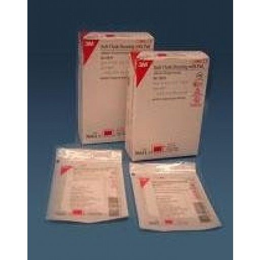 3M Soft Cloth Dressing with Pad Adhesive Wound Dressing Individual Pad