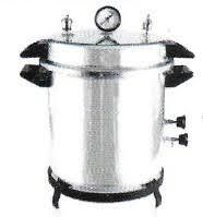 Atlas Electric Autoclave - Single Drum 12