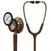 Littmann Classic III: Copper Finish chest-piece with Chocolate tubing 5809