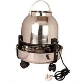 Stainless Steel Aerosol Disinfector Fumigator, 5 Litres