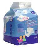 Nipro Suavitan Adult Diaper L - 10's