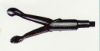 DIAMOND GRASPERS FIBER HANDLE AUTOCLAVABLE - BABCOCK