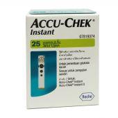 Accu-Chek Instant Test Strips (Box of 25)