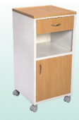 Classic Bedside Locker Delux