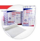 """Roller Bandage 15 CM X 3 MTR (Pkt of 12) """"MEDICA"""""""