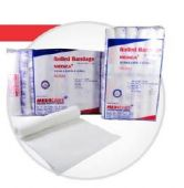 """Roller Bandage 5 CM X 3 MTR. (Pack of 12) """"MEDICA"""""""