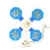Ventek LED Surgical Light Miraz 3 Single Dome