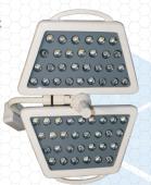 Ventek LED Surgical Light Venus 60 Double Dome