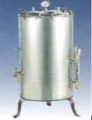 Premium Double Drum Autoclave Electric