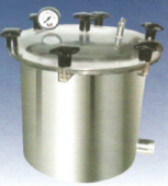 Premium Single Drum Autoclave Electric