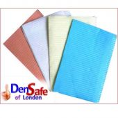 Densafe Patients' Bibs - 3 Layers
