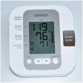 Omron Blood Pressure Monitor (Upper-Arm Type) HEM-7200 JPN-1