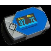 ChoiceMMed MD300CF3 Fingertip Pulse Oximeter with Audio Alarm