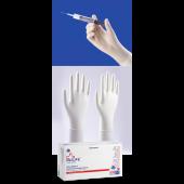 Nulife Latex Examination Powdered Gloves(Medium), Box of 100
