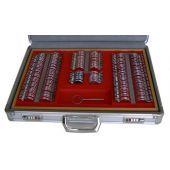 Trial Lens Set - Red and Black in Wooden Case(MT)
