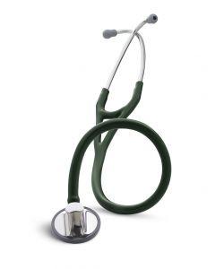 3M Littmann Master Cardiology: Hunter Green 2165