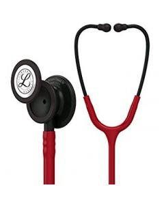 Littmann Stethoscope Classic III: Burgundy w/ Black Chest-Piece 5868