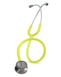 Littmann Stethoscope Classic III: Lemon lime 5839
