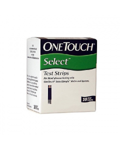 OneTouch Select Test Strips (10's)