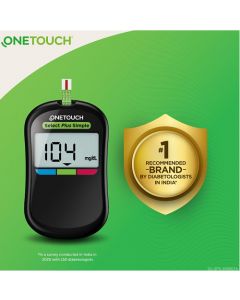 Onetouch Select Plus Simple Meter