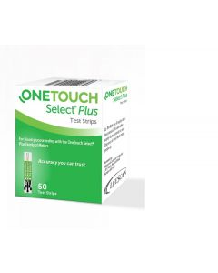 OneTouch Select Plus Test Strips (50's)