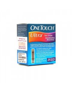OneTouch Ultra® Test Strips™(Box of 25)