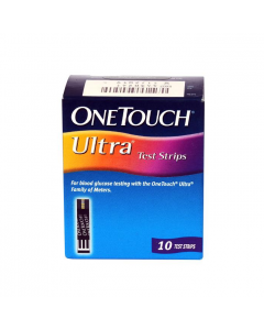 OneTouch Ultra Test Strips (10's)