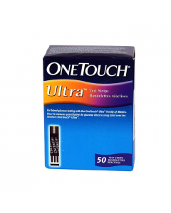 OneTouch Ultra Test Strips (50's)