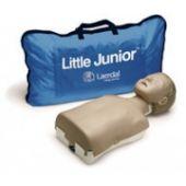 The Little Junior CPR manikin -Laerdal