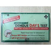 JMitra Dengue NS1 (Pack of 25 Tests)