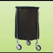 Soiled Linen Trolley (S.S.)