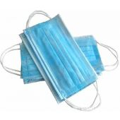 3 Ply Mask with Ear Loop, Melt Blow Filter and Nose Pin (G2U)