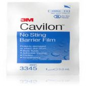 3M™ Cavilon™ No Sting Barrier Film 3.0mL wand 3345, Box of 25