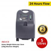 High Purity Oxygen Concentrator 5 Litre CMVH5L
